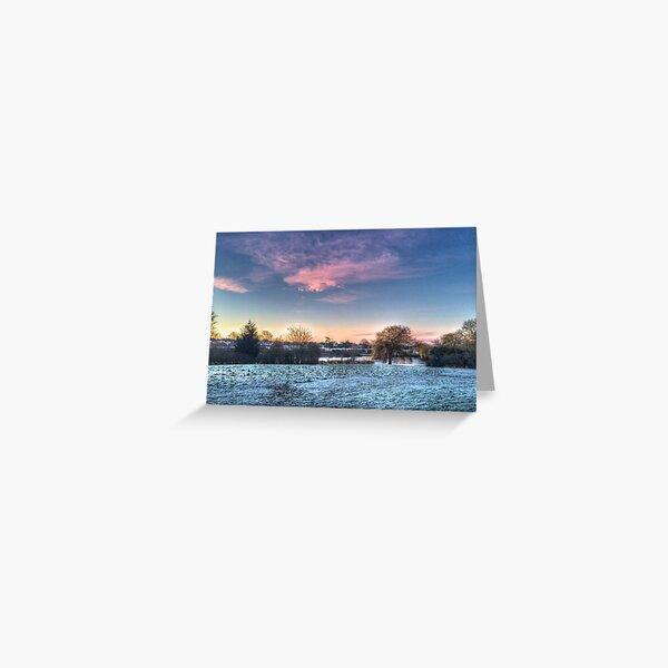 Harrowlodge Park HDR 02 Greeting Card