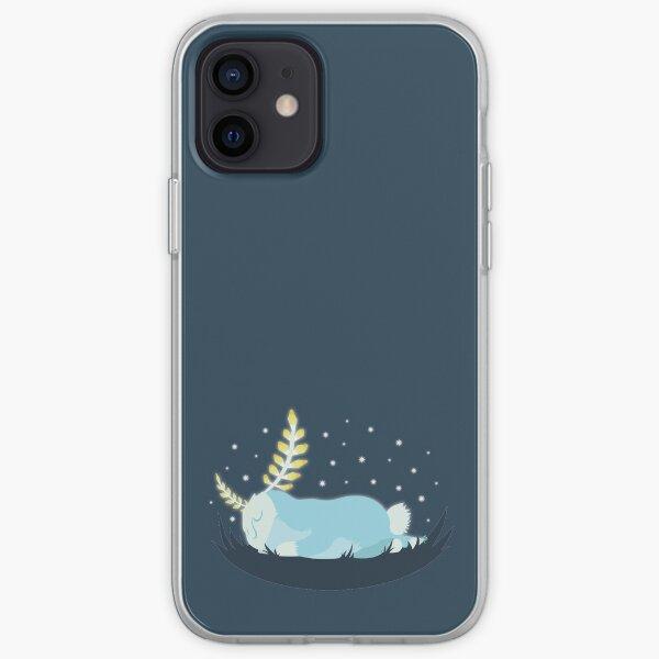 blupee endormi Coque souple iPhone