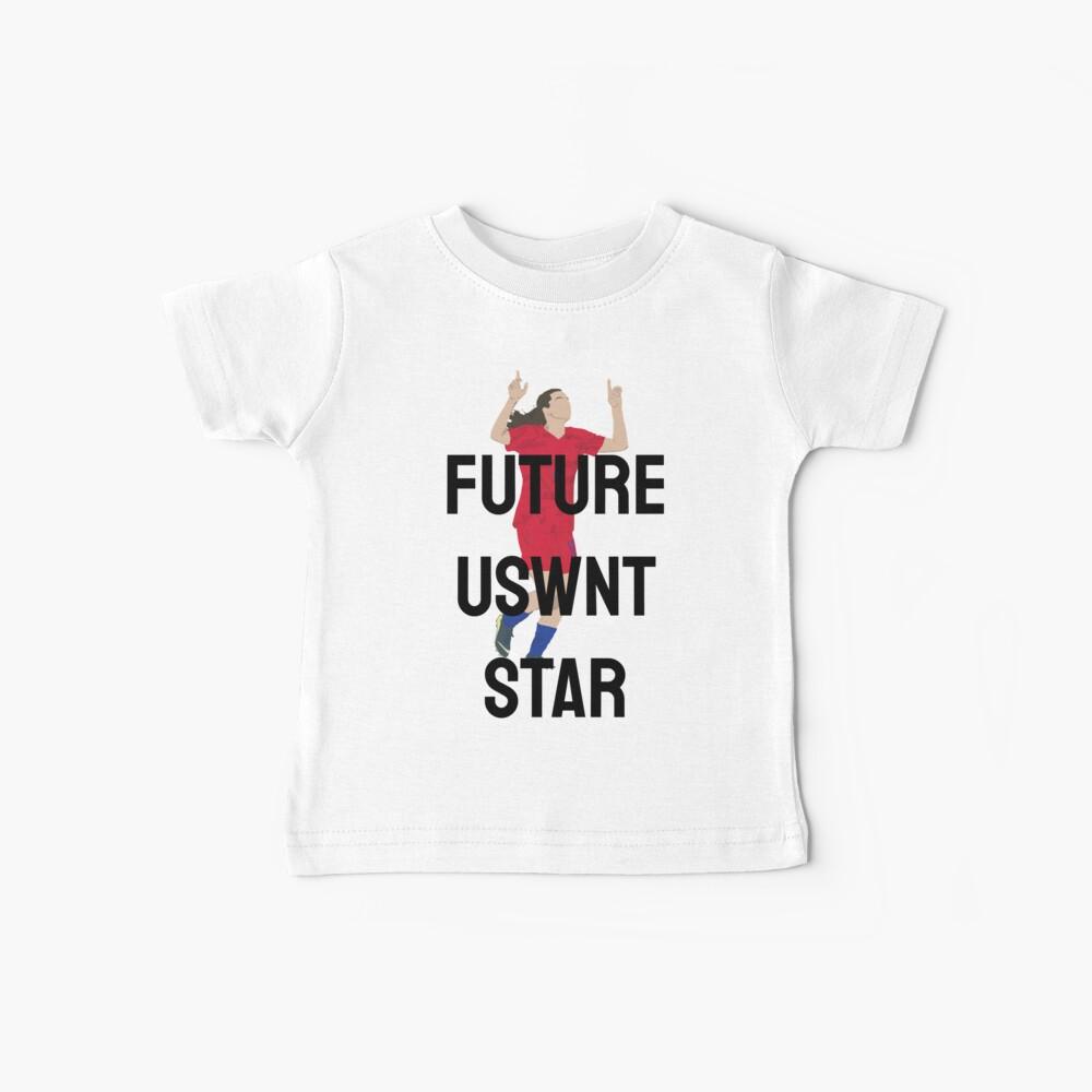 Zukünftige USWNT Star Kids Baby T-Shirt