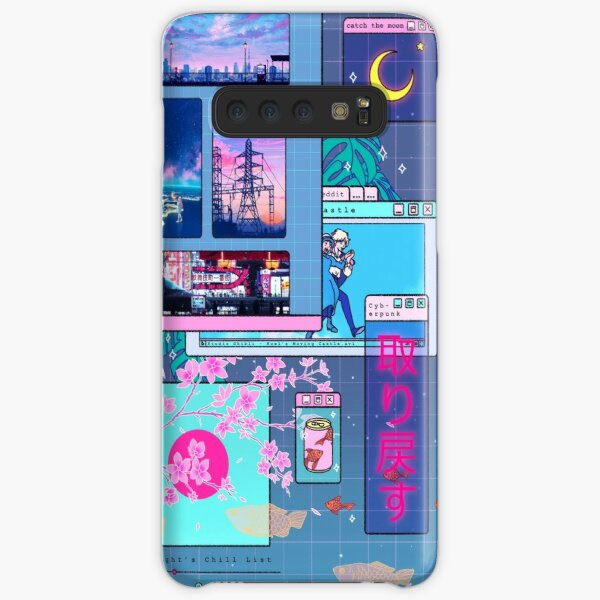SeerLight desktop night Samsung Galaxy Snap Case