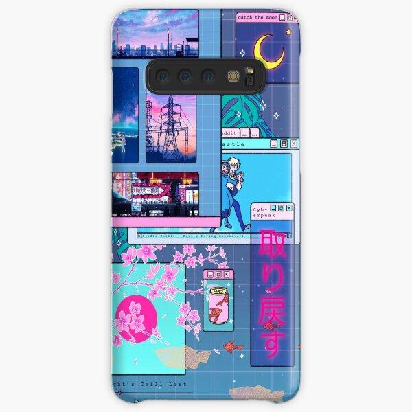 SeerLight desktop night Samsung Galaxy Snap Case
