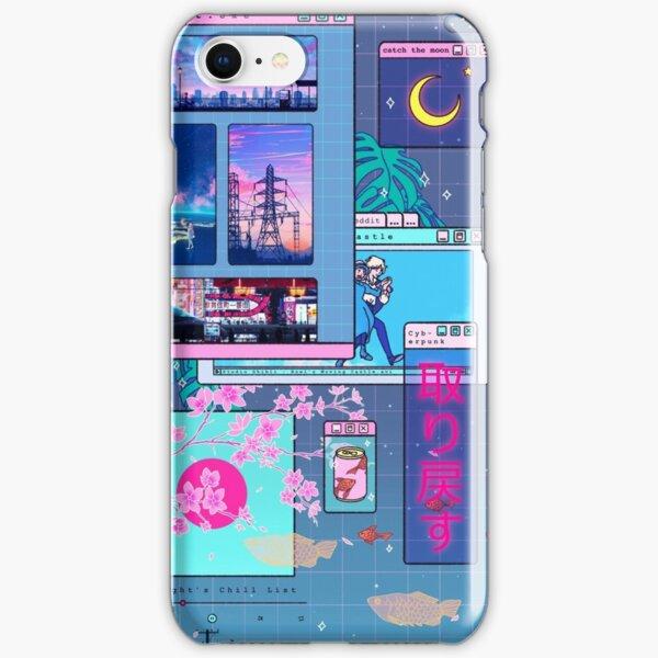 SeerLight desktop night iPhone Snap Case