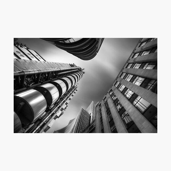 Lloyds Insurance London Photographic Print