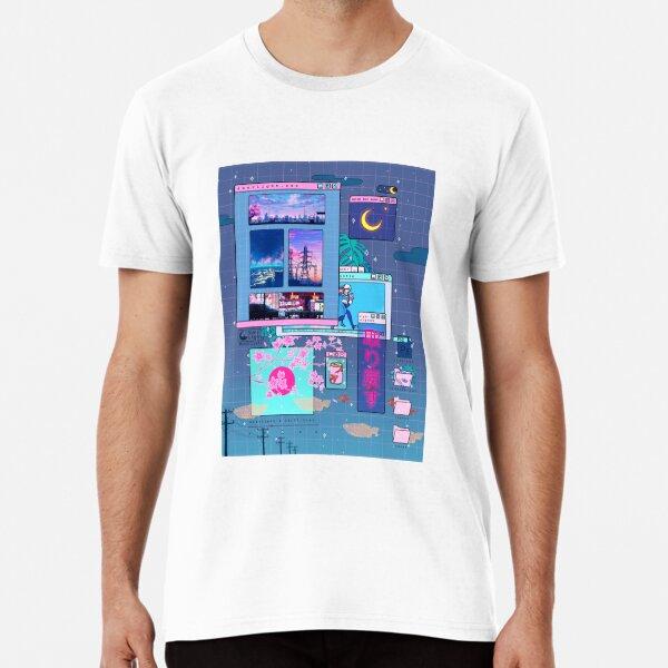 SeerLight desktop night Premium T-Shirt