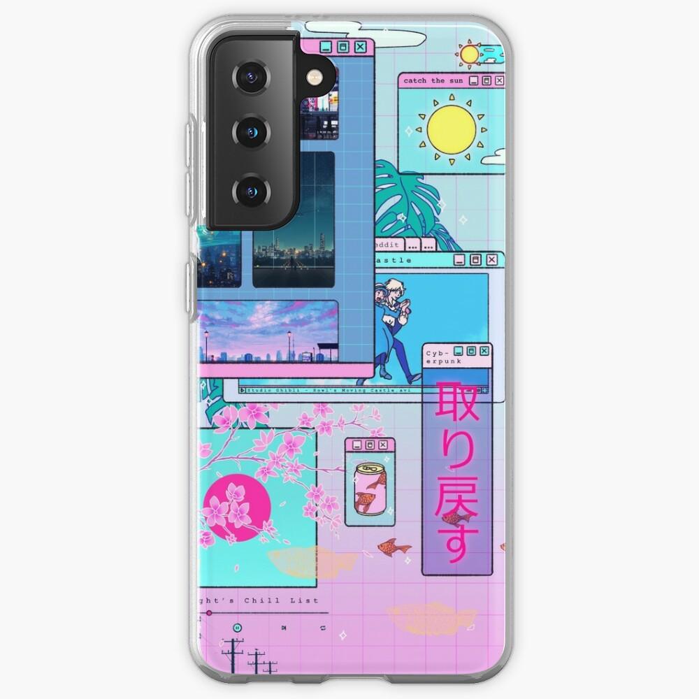 SeerLight desktop day Case & Skin for Samsung Galaxy