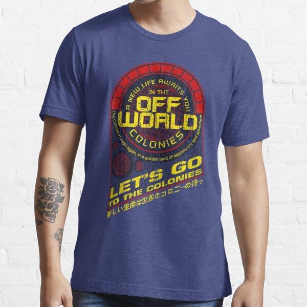 Off World Essential T-Shirt