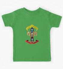 Appetite for Construction Kids Tee