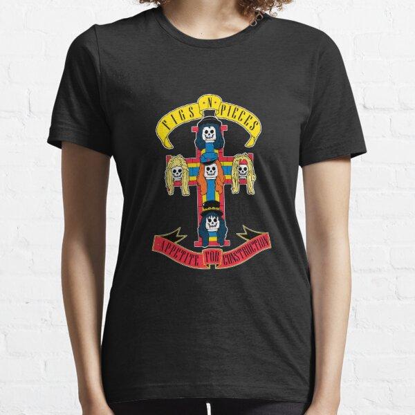 Appetite for Construction Essential T-Shirt