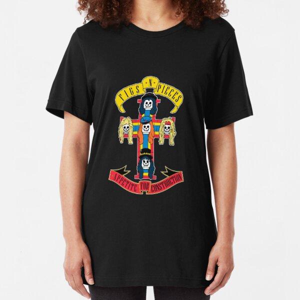 Appetite for Construction Slim Fit T-Shirt