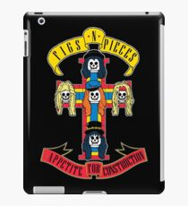 Appetite for Construction iPad Case/Skin