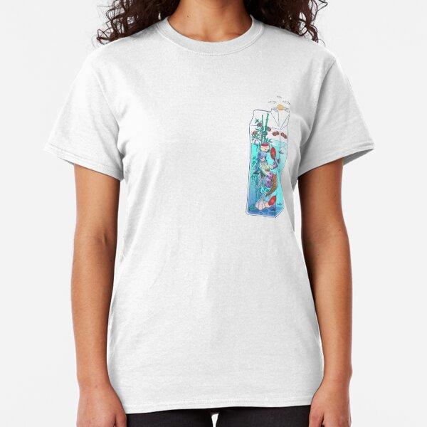 Tanabata Mermaid Drink Classic T-Shirt