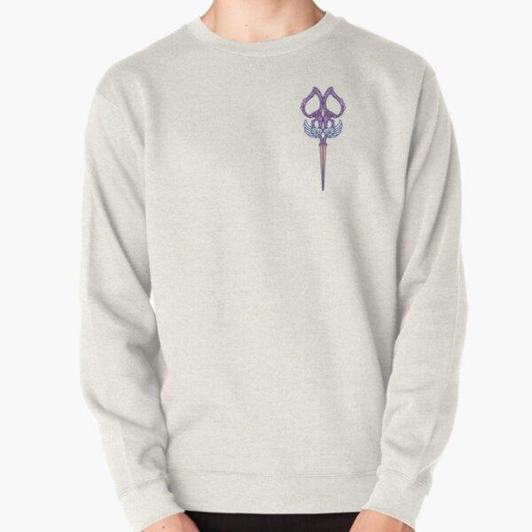 Mahou Scissors Pullover Sweatshirt