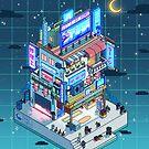 Corner Store Night by Ronald Kuang