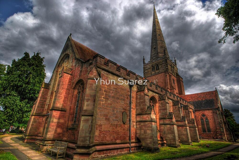 St. Alphege's Church  by Yhun Suarez