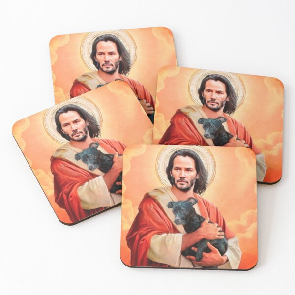 The Immortal Coasters (Set of 4)