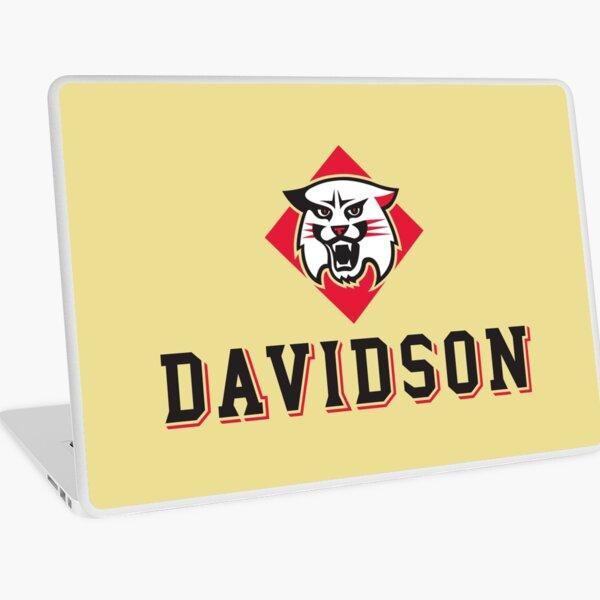 Davidson Wildcats Alternate Laptop Skin
