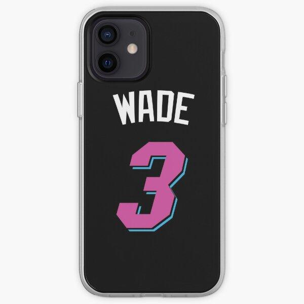 Dwyane Wade Heat Coque souple iPhone