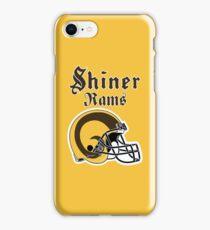 Shiner Rams 2 iPhone Case/Skin
