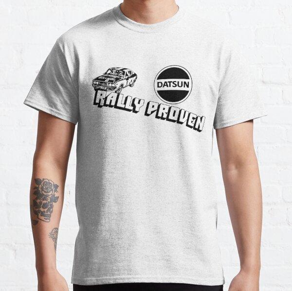 Datsun Rally Proven Classic T-Shirt