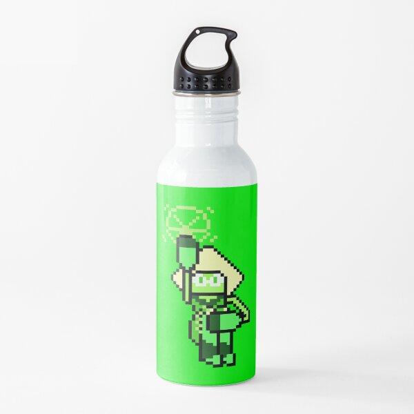 Pixel Steven Universe - Flying Peridot Water Bottle