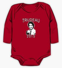 JUSTIN TRUDEAU FOR CANADA One Piece - Long Sleeve