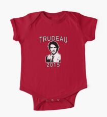JUSTIN TRUDEAU FOR CANADA One Piece - Short Sleeve