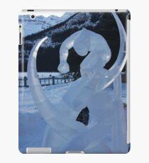 Ice Sculpture.   iPad Case/Skin