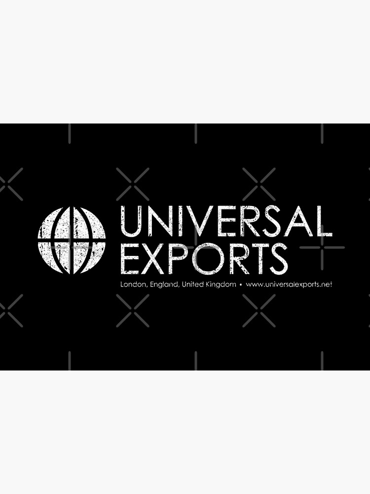 Universal Exports - James Bond by huckblade