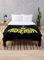 Mysterion Throw Blanket