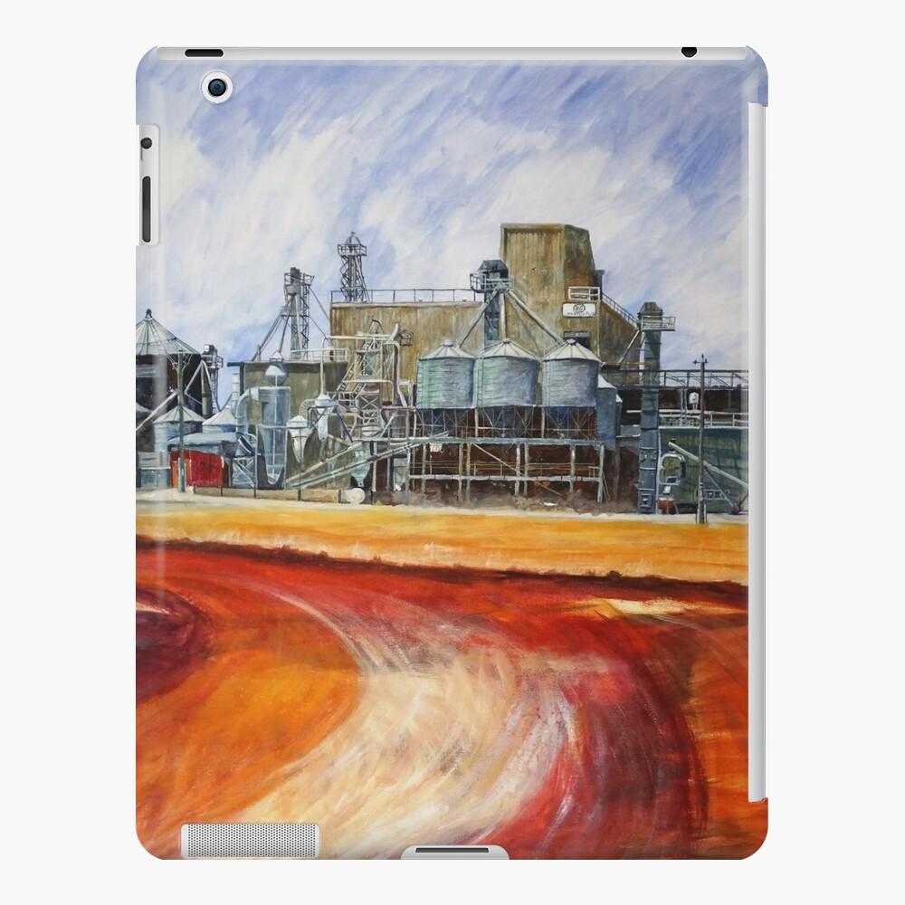 Hafer mahlen - Unigrain Wagin iPad-Hülle & Skin