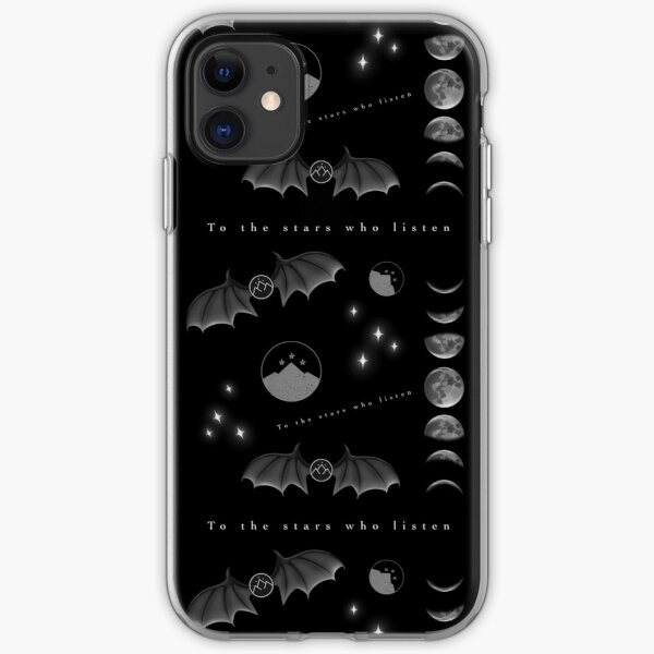 A Court of Thorns and Roses - Night Court iPhone Soft Case