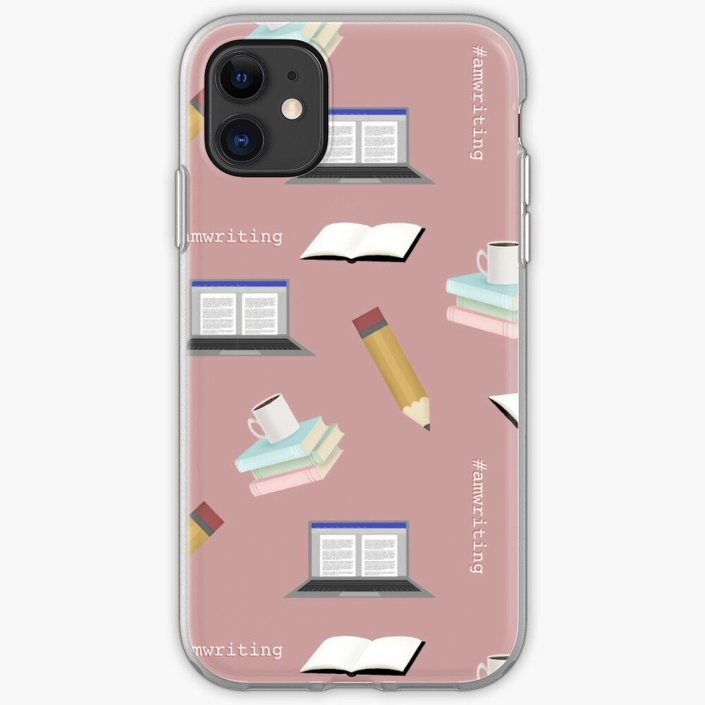 #amwriting iPhone Case & Cover