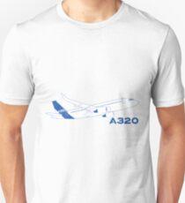 Airbus A320 Unisex T-Shirt