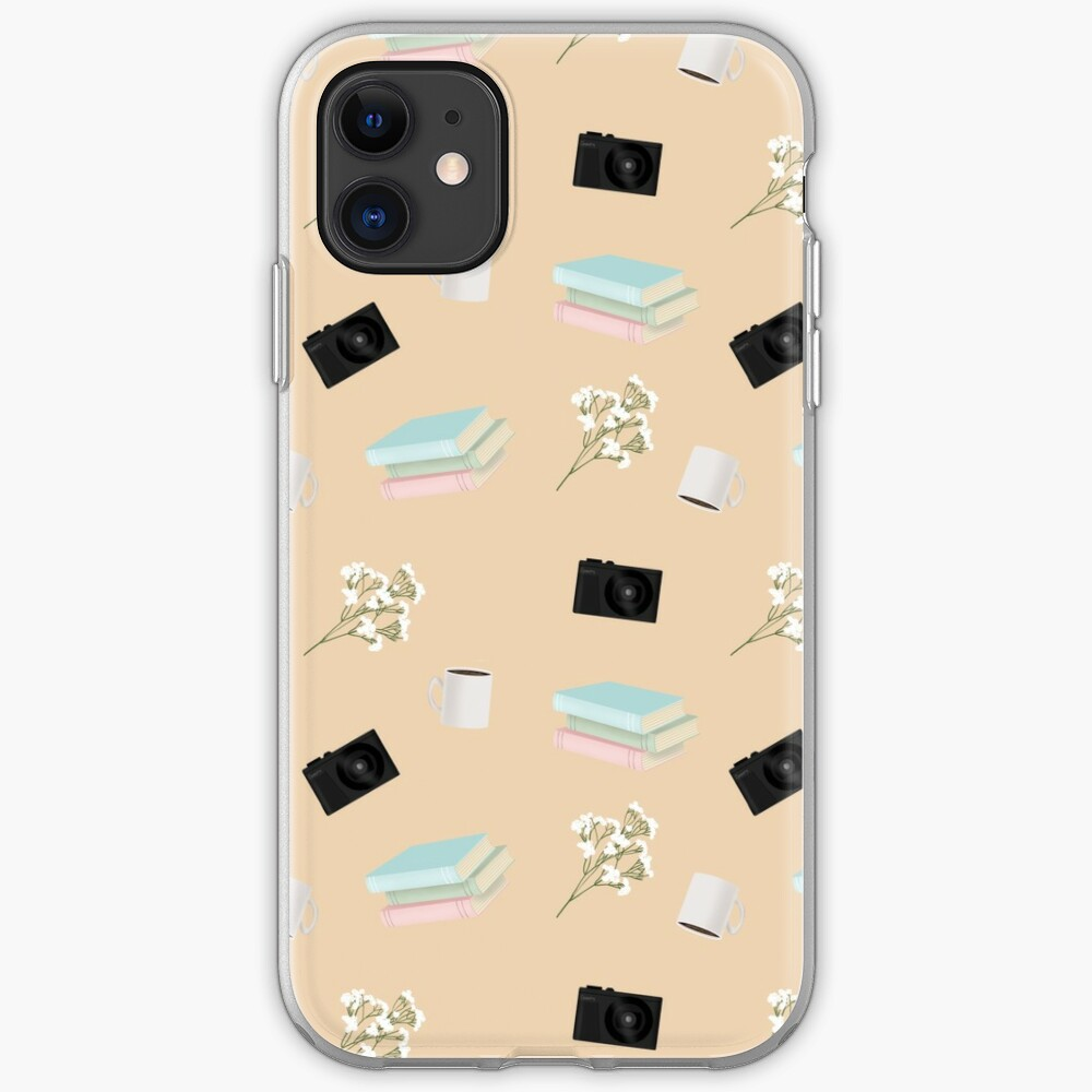 #Bookstagram Objects iPhone Case & Cover