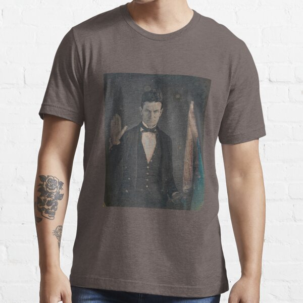 John Brown, Abolitionist Hero Essential T-Shirt