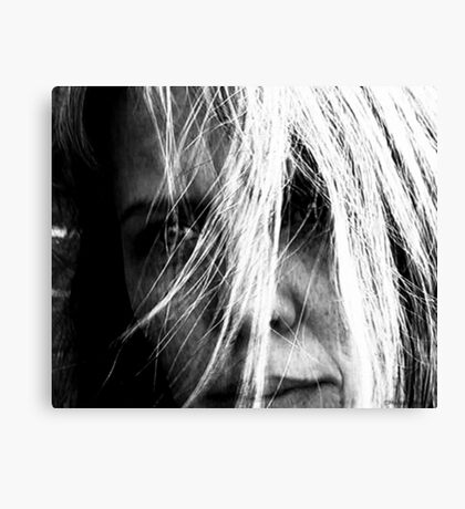Thursday, Weekday Portrait Canvas Print