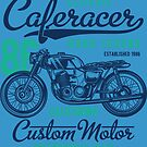 Classic Caferacer Road Legend by hurmerinta