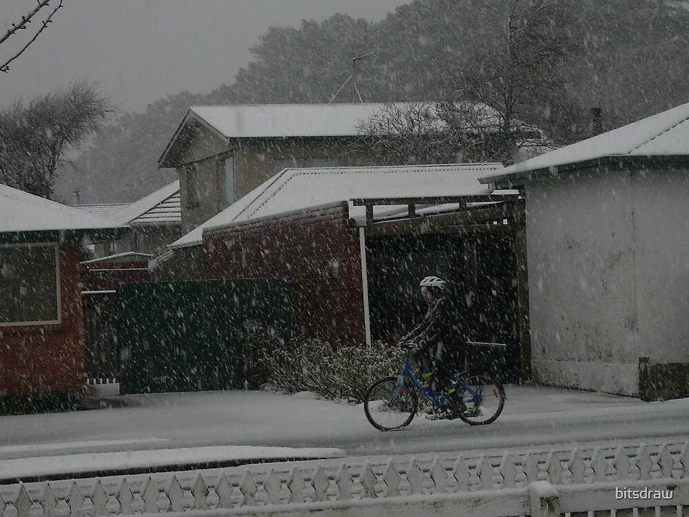 SNOWSTORM by bitsdraw