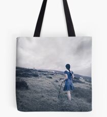 The Shepherdess by Cat Burton Tote Bag