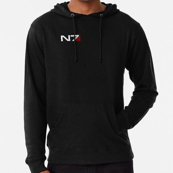Emblème N7, Mass Effect Sweat à capuche léger