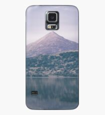The Attraction Of Mountains by Cat Burton Case/Skin for Samsung Galaxy
