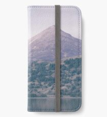 The Attraction Of Mountains by Cat Burton iPhone Wallet/Case/Skin