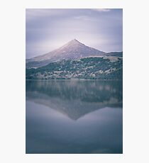The Attraction Of Mountains by Cat Burton Photographic Print