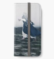 The Blue Witch by Cat Burton iPhone Wallet/Case/Skin