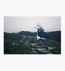 The Blue Witch by Cat Burton Photographic Print