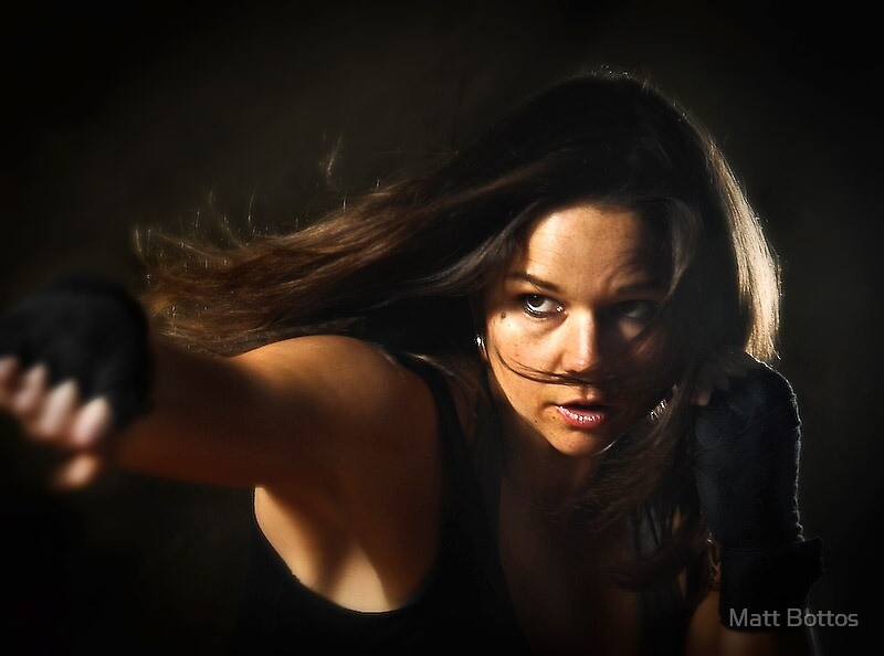 Shadow Boxer by Matt Bottos