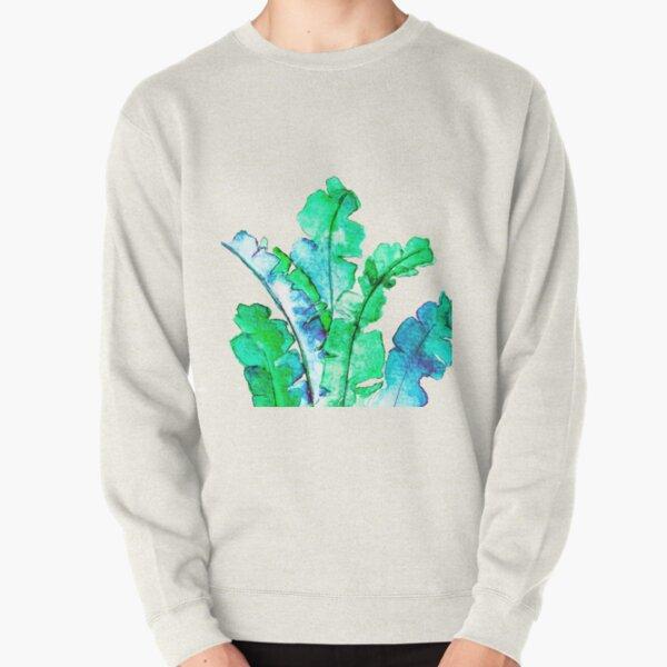 Bananen Blätter Tropisch Pullover