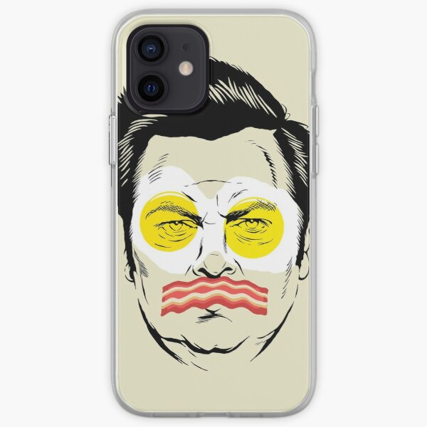 Bacon and Eggs iPhone Soft Case