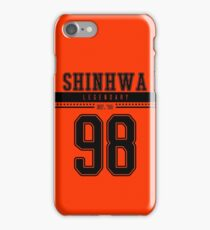 Shinhwa '98 iPhone Case/Skin