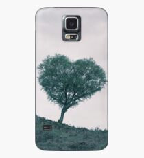 The Heart Of Scotland by Cat Burton Case/Skin for Samsung Galaxy